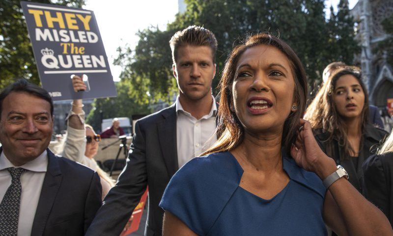Gina Miller and the destruction of democratic equality